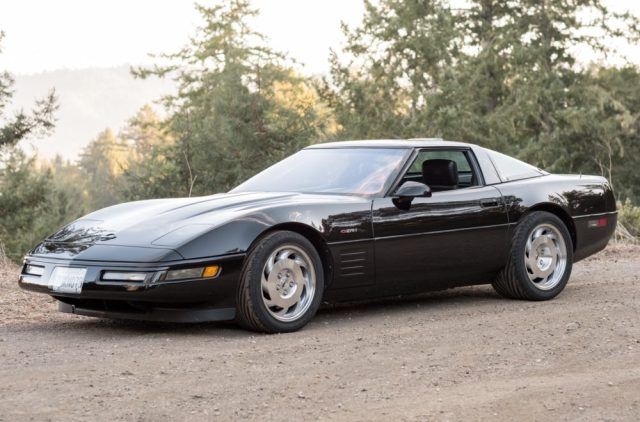 Modified C4 ZR-1