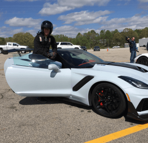 Randy Pobst ZR1