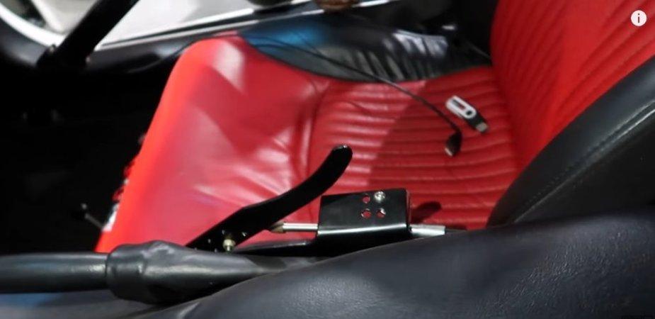 Corvette Parachute trigger