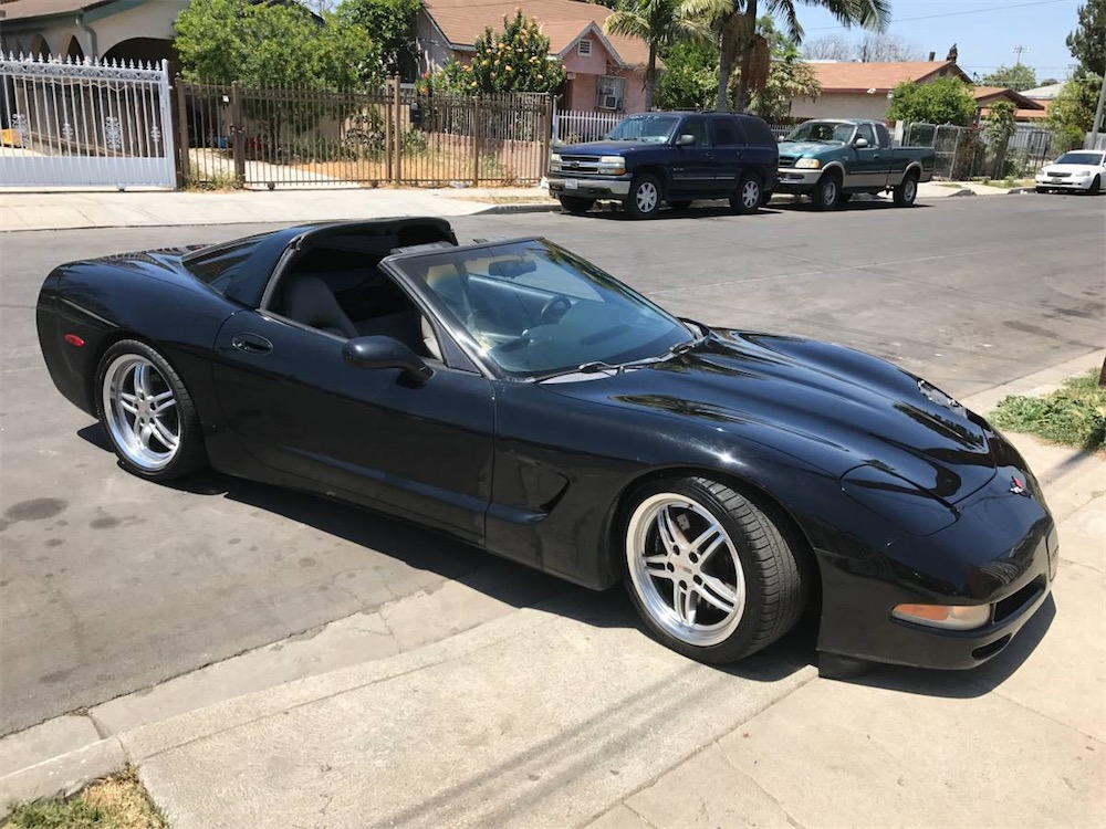 We Ve Found A Seriously Cheap C5 Corvette Corvetteforum