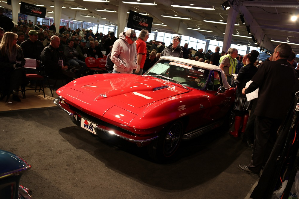 Corvetteforum.com 2018 Spring Carlisle Auction