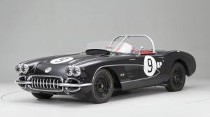 Corvetteforum.com 1959 Fuelie Corvette Race Car