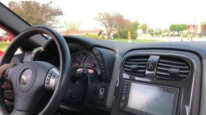Driving a C6 Corvette Z06