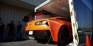 Vengeance Racing Corvette ZR1 Arrives