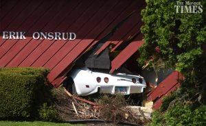 Corvetteforum.com C3 Corvette Crash
