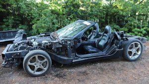 Corvette Kart