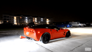 C6 ZR1 bolt on mods street race