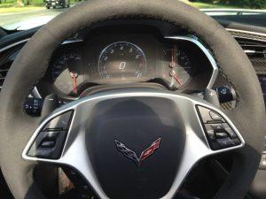 Corvette Grand Sport convertible Aston Martin DB11