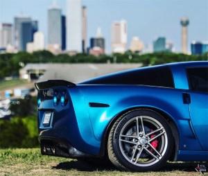 Mid-Life Crisis Corvette