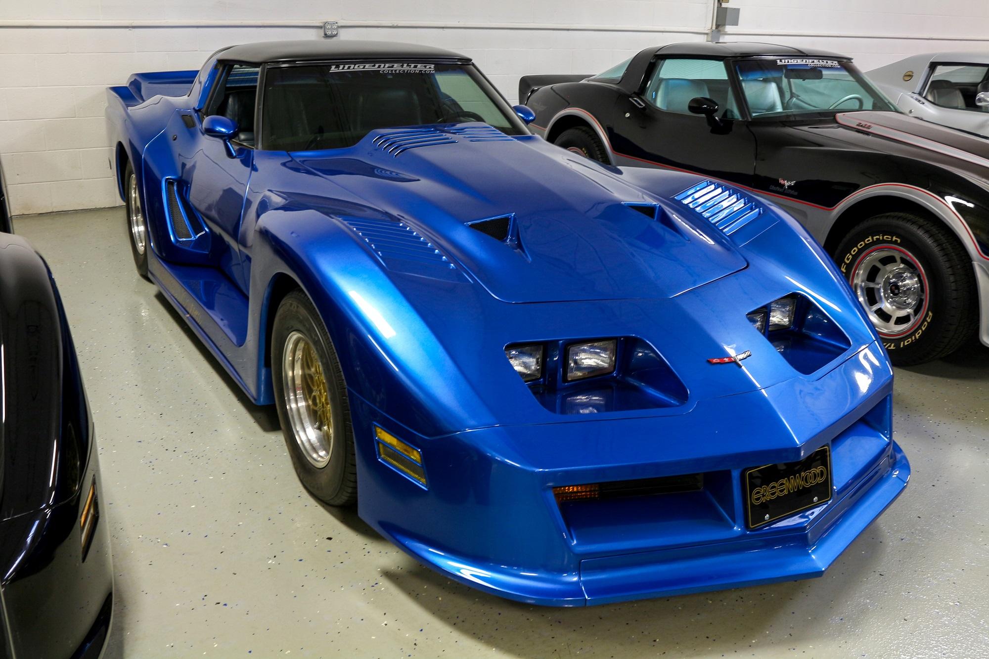 Corvetteforum.com Ken Lingenfelter Collection Corvette Gallery