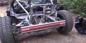 Corvette Cart Taillights