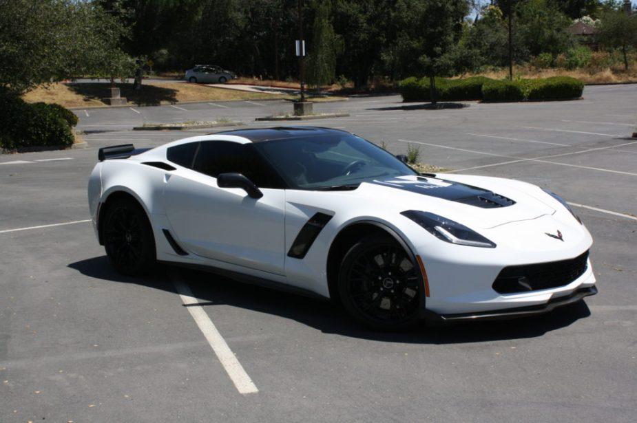 C7 Z06 Corvette