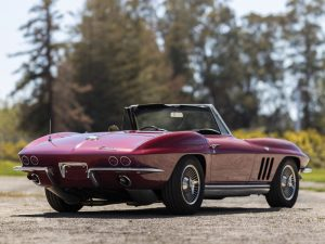 1965 Sting Ray Convertible