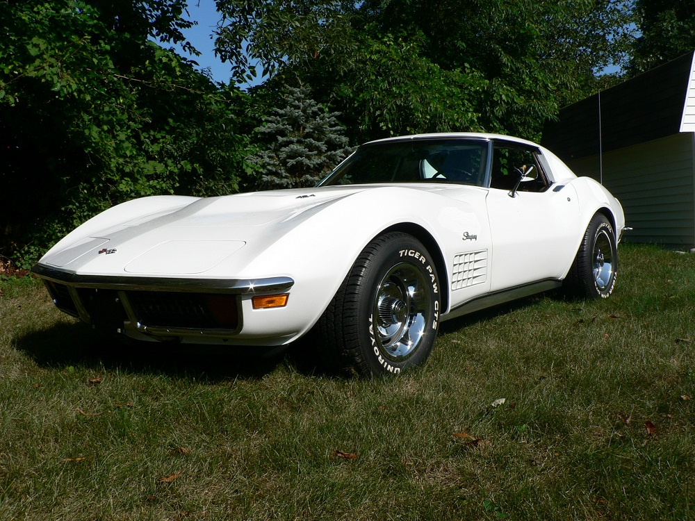 454 V8 C3 Corvette For Sale Corvetteforums.com