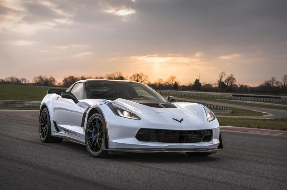 Made in America Auto Index says Corvette is the most American car.