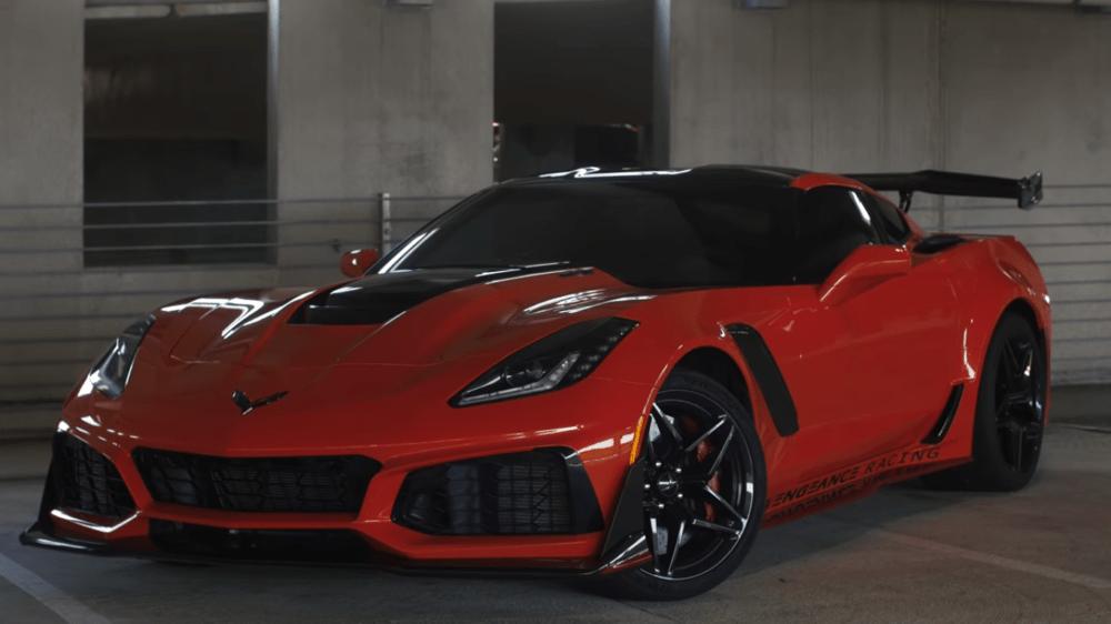 2019 Corvette ZR1 - CorvetteForum