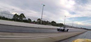 Corvette Trailing