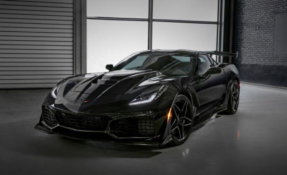 2019 Corvette ZR1 Front