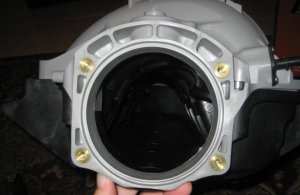 LS2 Corvette FAST 102 Front Opening