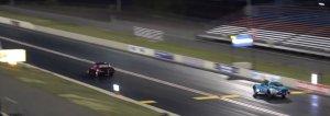 Camaro Beats Corvette