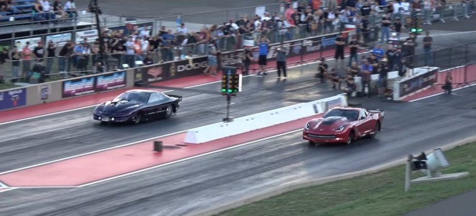 Corvette Vs Firebird