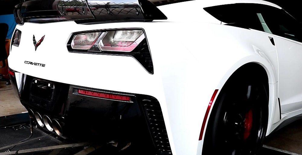 LMR800 Corvette Rear