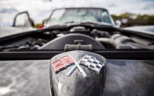 stolen C2 Corvette 1965