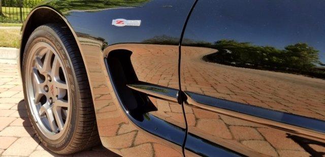 C5 Corvette Fender