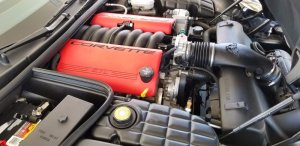 2004 Corvette Z06 LS6 Engine
