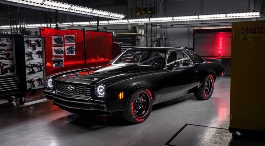 Chevrolet Performane New Crate Engine Options Corvette ZR1 LT5 V8 Corvetteforum.com
