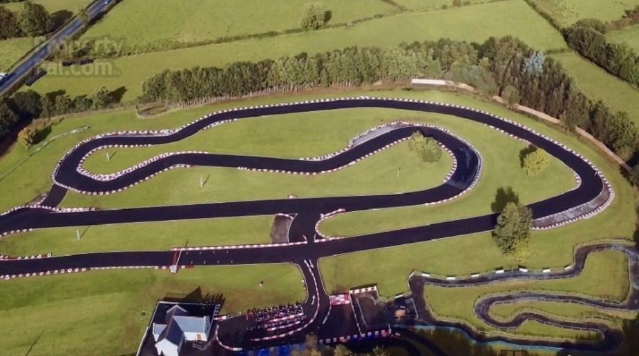 Corvetteforum.com Mansion Race Track for Sale