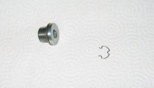 Corvette Z06 Diff Plug Clip