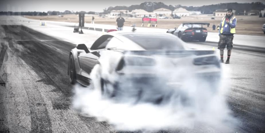 Vengeance Racing's 1,350-horsepower C7 Z06.