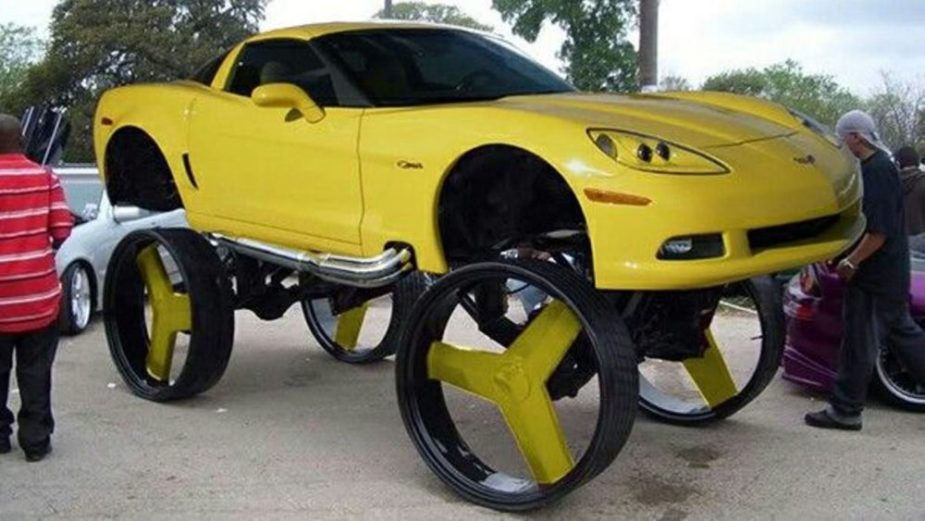 Regrettable Corvette Mods