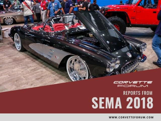 Heartland Customs C1 Corvette SEMA 2018