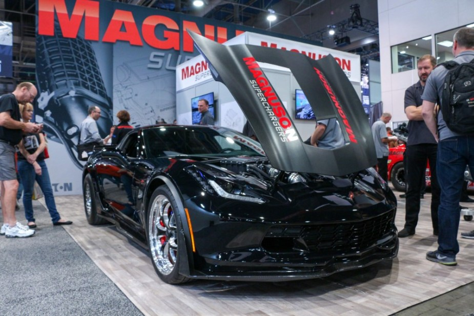 Magnuson Z06 will have You Betting on Black in the Casino