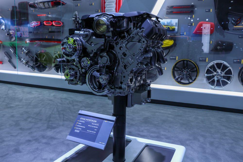 Chevrolet LT1 V8
