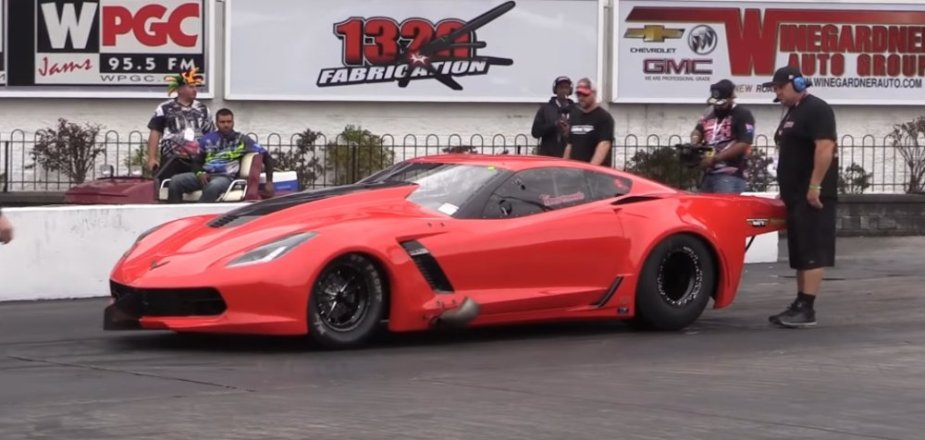 Proline Corvette Record