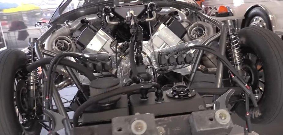 C7 Corvette Proline Engine