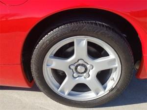 6-Speed C5 Fixed Roof Coupe Corvette
