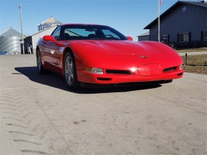 1999 6-Speed Fixed Roof Coupe Corvette