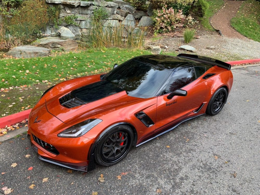 corvette forum classifieds rare daytona sunset orange c7. Black Bedroom Furniture Sets. Home Design Ideas