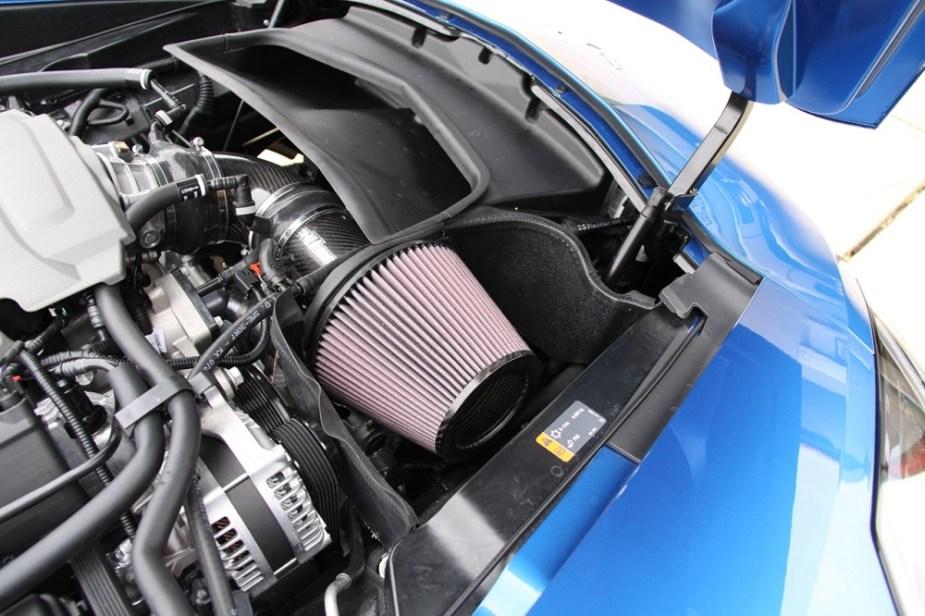 Corvette Cold Air Induction Kits