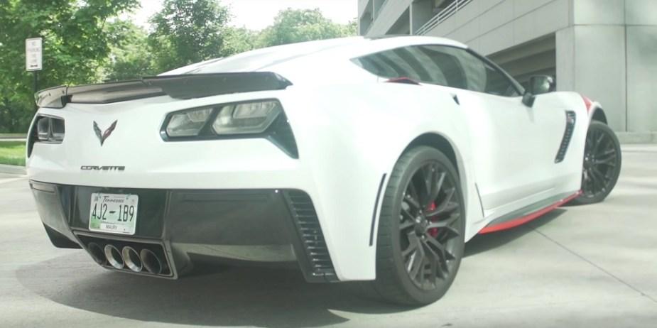 C7 Corvette Z06 Youtube Review