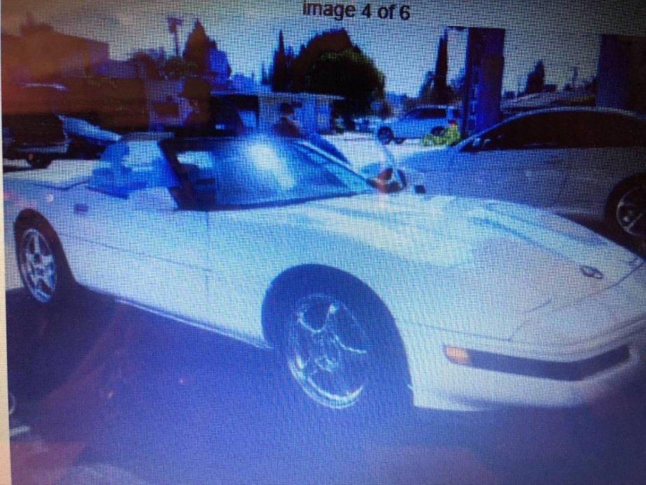 1992 Corvette Terrible Sale Picture