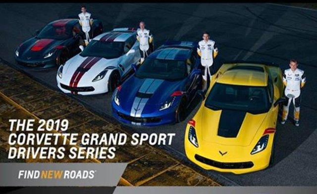 2019 Corvette Grand Sport Drivers Series Leaked Shot