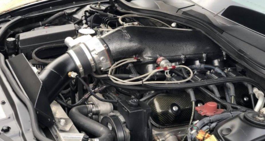 2010 Camaro LSX 440 Engine
