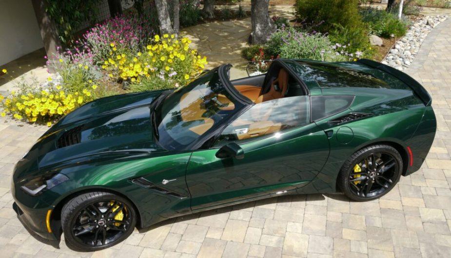 2014 Corvette C7 Z51