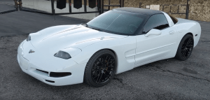 corvetteforum.com C5 Corvette Coupe with 300,000 Miles