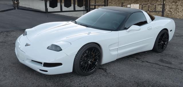 corvetteforum.com C5 Corvette Coupe with 300,000 Miles